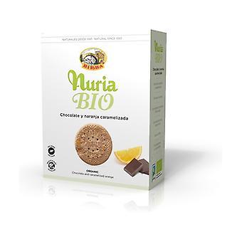 Nuria Chocolate and caramelized orange 280 g