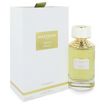نيرولي D & أبوس;ispahan Eau De Parfum Spray بواسطة بوشرون 4.1 أوقية أو دو بارفوم رذاذ