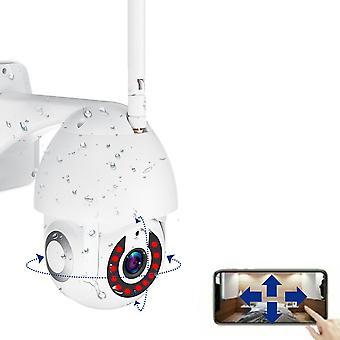 5X Zoom Waterproof WiFi IP Camera PTZ Pan Tilt 1080P HD Security IR Camera Night Vision