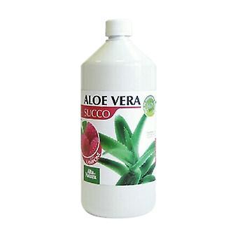 Aloe Vera With Raspberry Juice 1 L