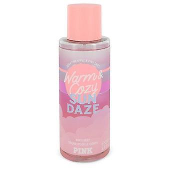 Victoria's Secret Warm & Cozy Sun Daze Body Mist von Victoria's Secret 8,4 oz Körper Nebel