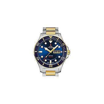 Reloj masculino Militar Suizo SM34068.11, Cuarzo, 43mm, 20ATM