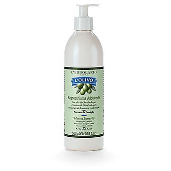 L'Erbolario Olive Tree Bath Gel 500 ml