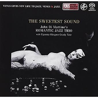 John Di Martino - Sweetest Sound [SACD] Importación de EE.UU.