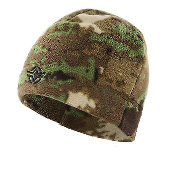 Winter/autumn- Warm Fleece Hats For Outdoor Hiking, Fishing, Military Tactical