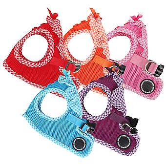 Puppia Harness Vivien Vest Pink (Dogs , Collars, Leads and Harnesses , Harnesses)