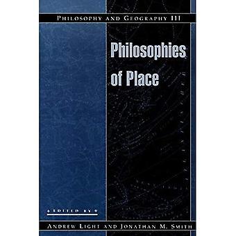 Filosofi og geografi Iii
