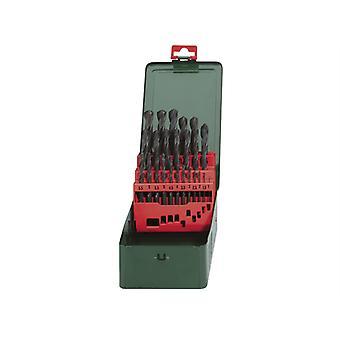 Metabo HSS-R Drill Bit Set 25 Piece MPT627152