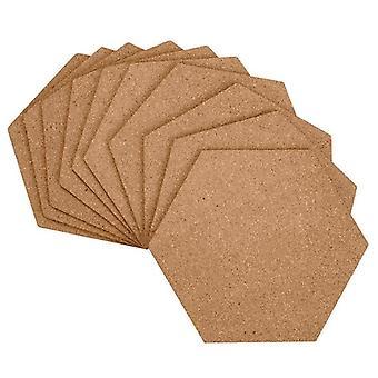 Cork Boards, Filled With Sticky Backboards, Mini Wall Bulletin Board,