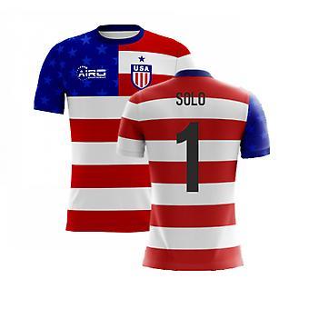 2020-2021 USA Airo Concept Home Shirt (Solo 1) - Kids