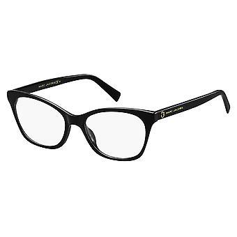 Marc Jacobs Marc 379 807 Schwarze Brille