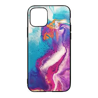 High Impact Marble Graffiti Case For Iphone Series