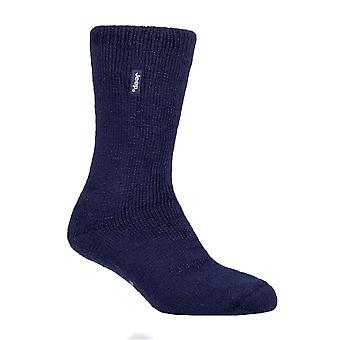 Jeep Mens 1 Pack Thermal Boot Socks Fully Brushed Inner Outdoors