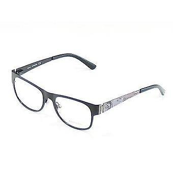 نظارات الديزل الإطار DL5026 002 أسود المعادن أعلى جودة 52-18-140 صنع الصين
