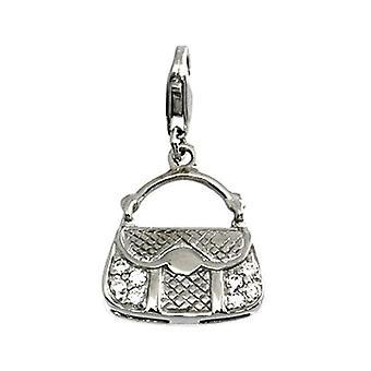 Carlo Biagi CSCZS05C - Women's Pendant, Sterling Silver 925