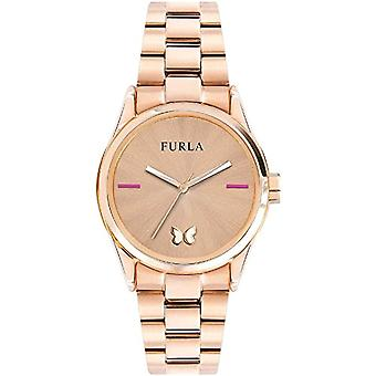 FURLA Analog Quartz Watch Woman with Stainless Steel Strap R4253101532