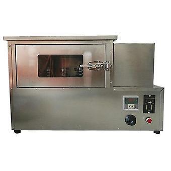 Máquina de cono de pizza de acero inoxidable con horno