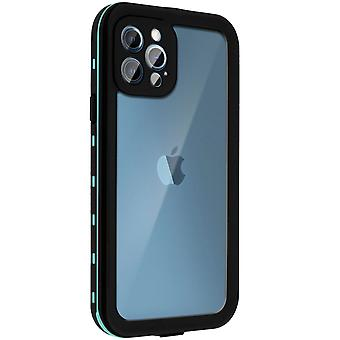 Protective Case for Apple iPhone 12 Pro Waterproof Screen protector green