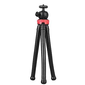 Portable tripod iggual MT360 360º Adjustable Black