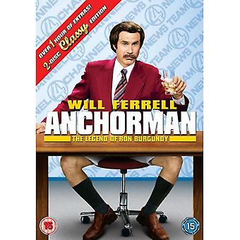 Anchorman 2 Disc Special Edition DVD