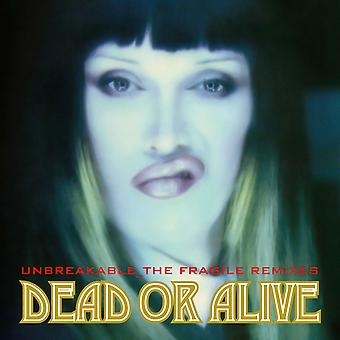 Dead Or Alive - Unbreakable: The Fragile Remixes Special Edition Pale Green Vinyl
