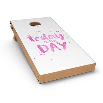 Astăzi este ziua Cornhole Board Skin Decal Kit