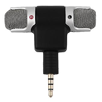 High Performance Jack Portable Mini Mic Digital Stereo Microphone
