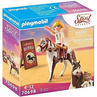 Playmobil 70698 Spirit Untamed Rodeo Abigail