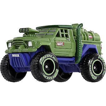 Alloy Hulk Four Wheel Drive Car Model Simulation Off Road Car Toys