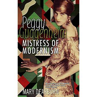Peggy Guggenheim by Dearborn & Mary