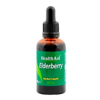 HealthAid Holunder Liquid 50ml (804375)