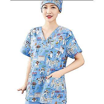 Gommages infirmiers Uniforme de vêtements de travail