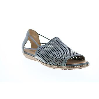 Terre Femmes adultes Shelly Slip sur sandales sangle sandales