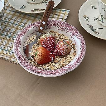 French Palace Style Small Bowl Vintage Salad Cereal Bowl Fruit