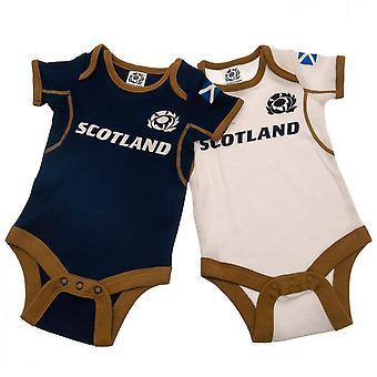 Škótsko RU Baby Bodysuit (balenie po 2)