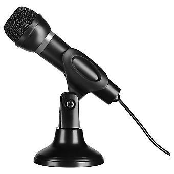 Capo Desk & Microphone à main avec câble de 2m