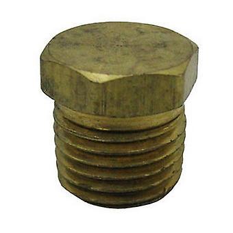 """Pentair 071551 0.25"""" Bronze Plug Pipe for C-Series Pump"""