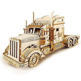 Klassinen Diy Movable 3d America Heavy Truck