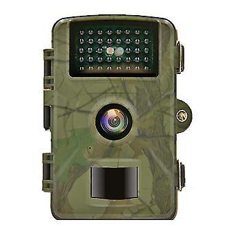 Dl001 lovecká kamera infračervené noční vidění trailová kamera bezdrátová ip66 1080p sledování volně žijících živočichů