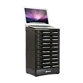 Griffin GA23149 - Multi-Dock 10-Bay Charging Station for iPad