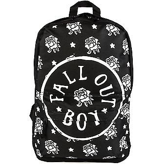 Rock Sax Fall Out Boy Ryggsäck