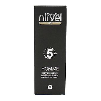 Färgämne nr ammoniak män 5 minuter Nirvel Mörkgrå (30 ml)