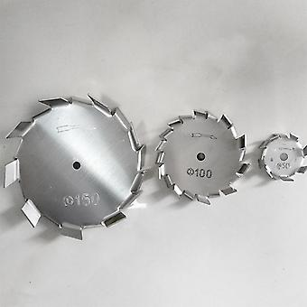 Stainless Steel Plate, Stir, Blade, Disk With Rod/mixer Machine For Lab Test