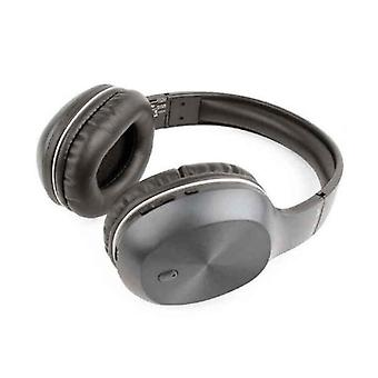 Headphones with Microphone GEMBIRD Miami Bluetooth Grey