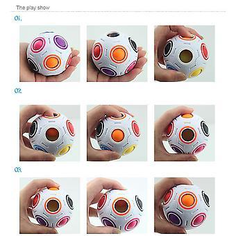 Uutuussuunnittelu Lapset Lapset Maaginen pallomainen palapeli lelu Parhaat lahjat