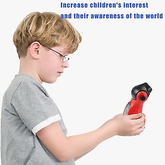 24 Patterns Flashlight Children Toys Cartoon Dinosaur Projector Lamp Early Enlightenment Education Kids Toy