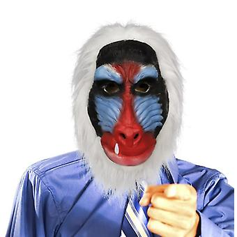 Halloween Costume Party Novelty Animal Head Mask Funny Monkey