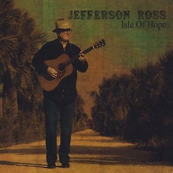 Jefferson Ross - Insel der Hoffnung [CD] USA Import