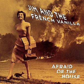 Jim & the French Vanilla - Afraid of the House [Vinyl] USA import