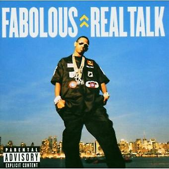 Fabolous - Real Talk [CD] USA importare
